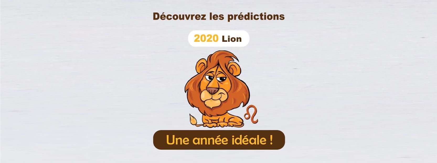 Prédiction 2020 Lion
