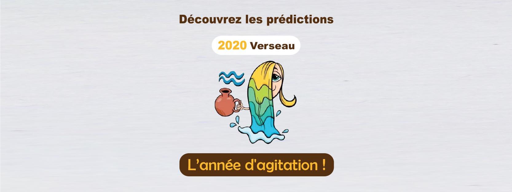 Prédiction 2020 verseau